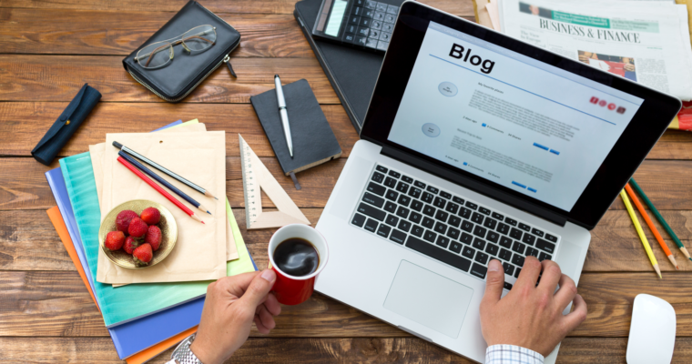 What is the Impact of blogging on marketing communication?