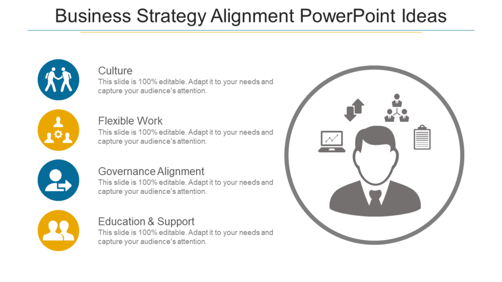 Business Strategy Alignment PPT