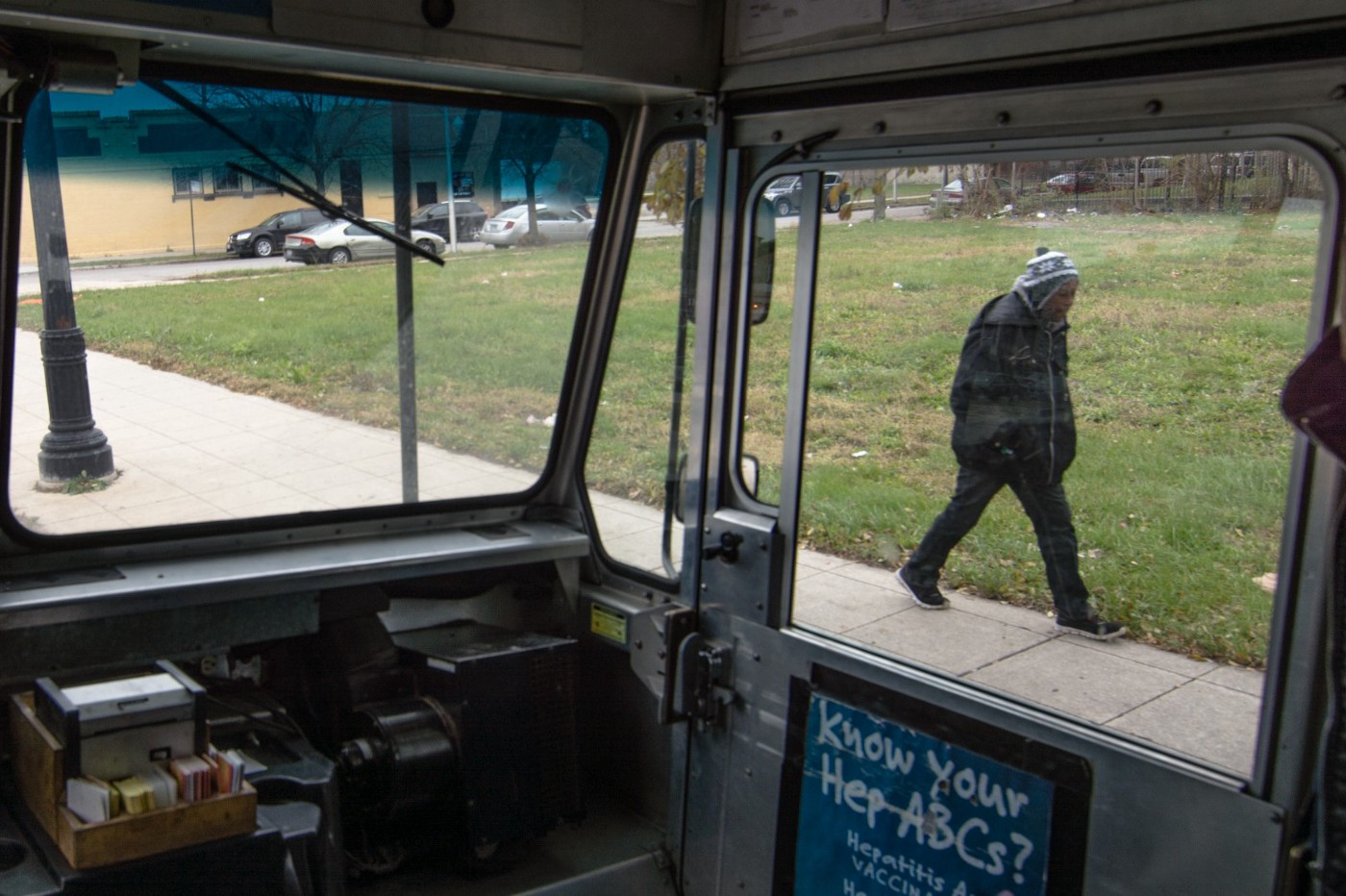 The Magical Silver Truck: Chicago Recovery Alliance and Its Mobile