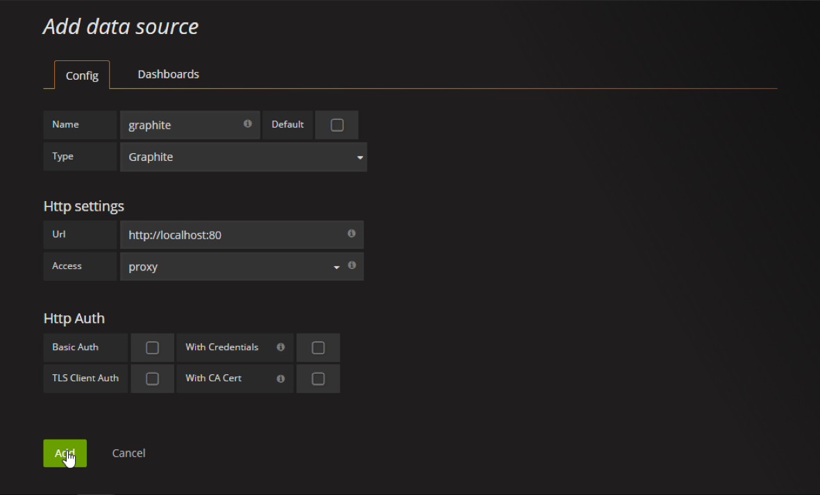 Step By Step: Install and Configure Sensu + Grafana