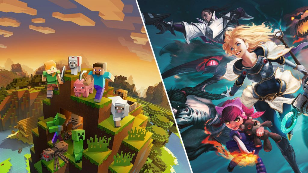 The most popular games of June