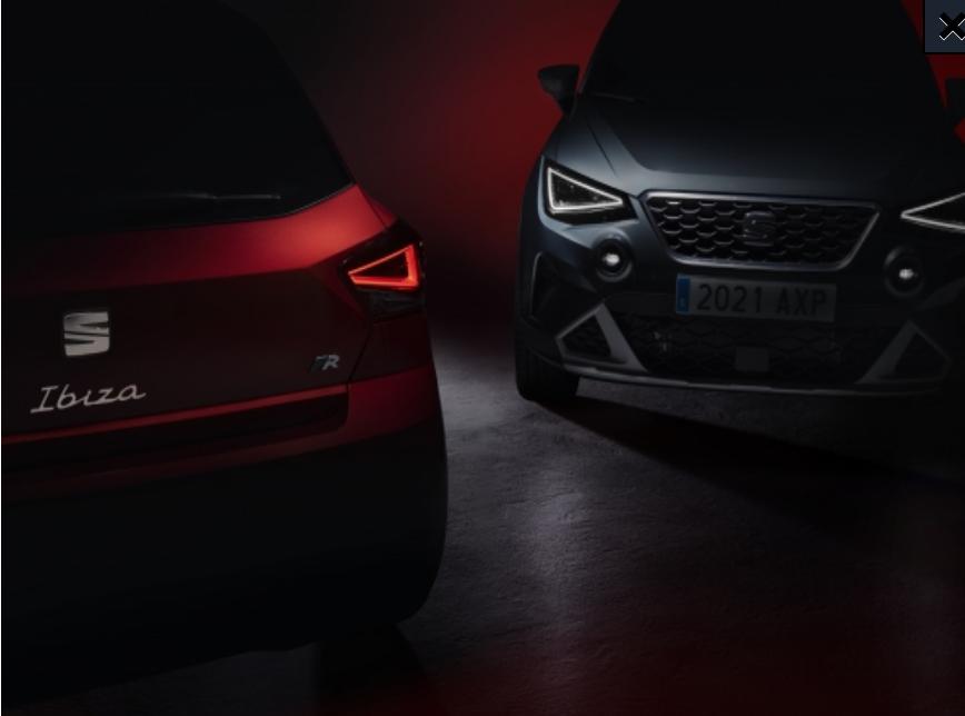 SEAT Ibiza and SEAT Arona models evolve to continue success story
