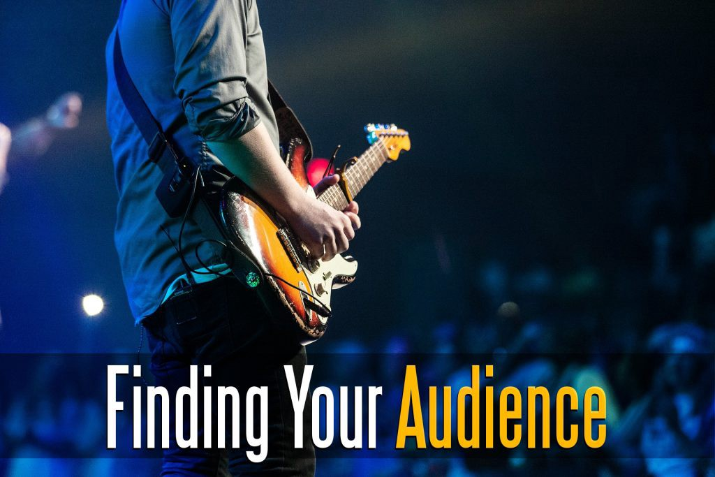How an Authors Finds and Attracts Their Audience