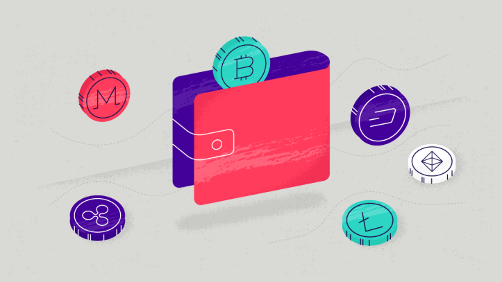 There are many crypto wallets today that let you invest effortlessly while on the go