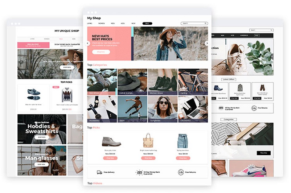 ebay templates for stores