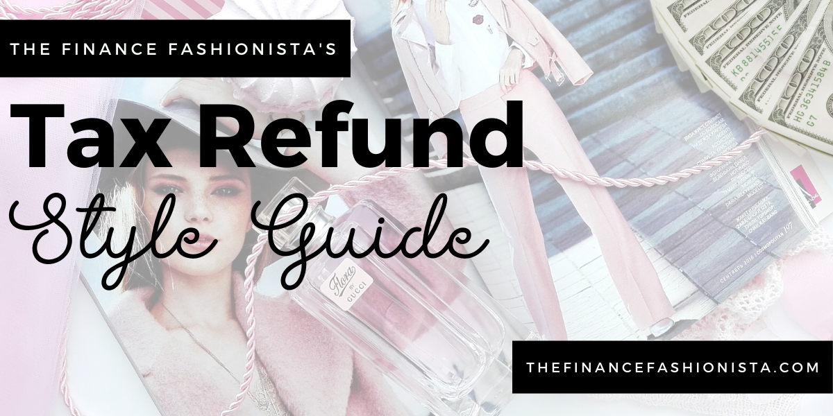 Tax Refund Style Guide