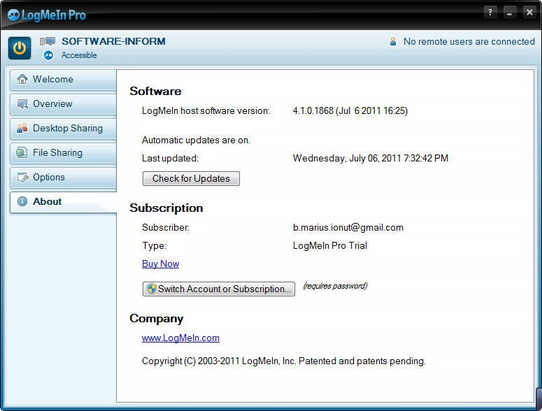 Download logmein driver download