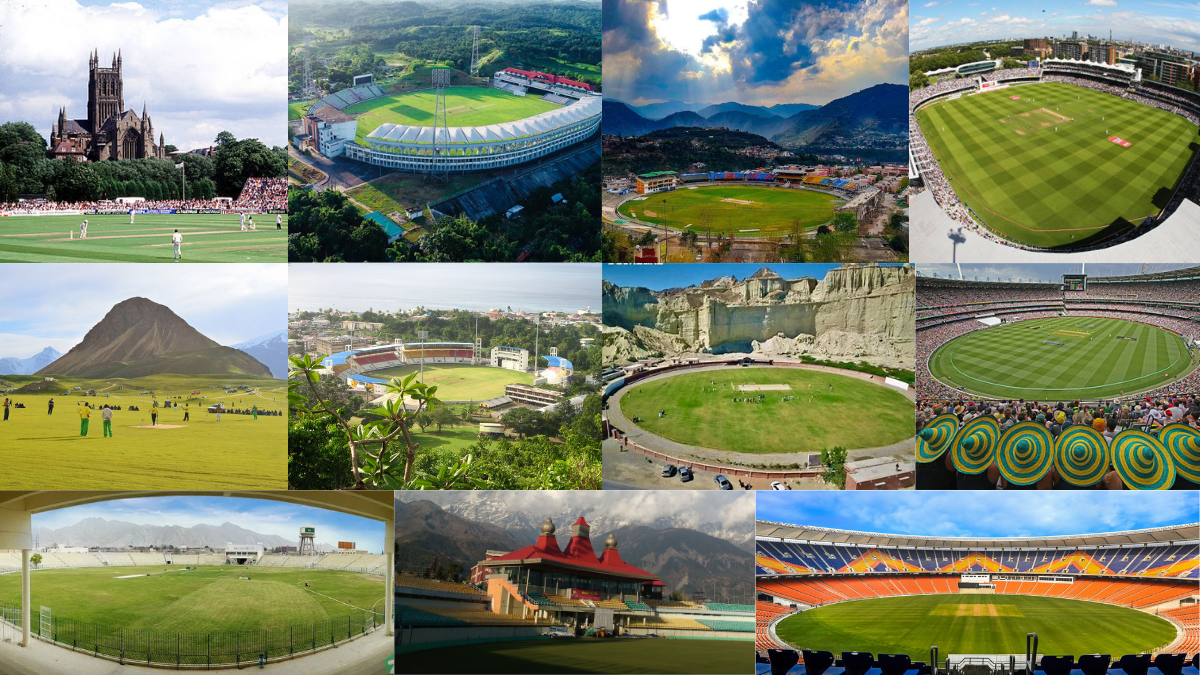 Most Beautiful Cricket Stadium in Each of the 12 Countries - Lord's, Newlands, MCG, Galle,...Which Is Your Favorite?