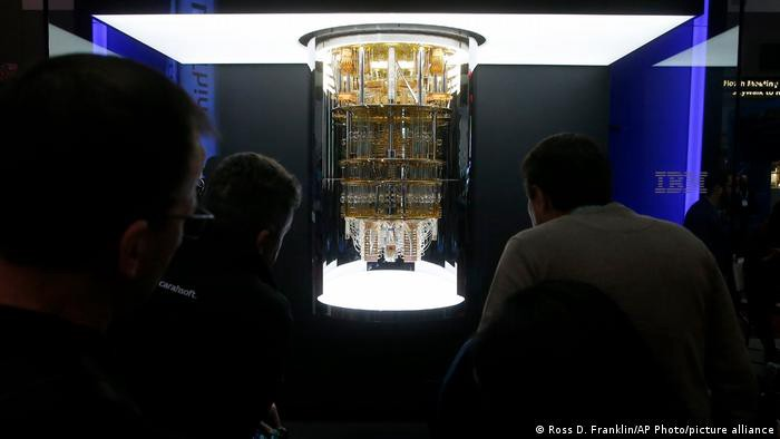 IBM launches Europe's first quantum computer in Stuttgart, Germany