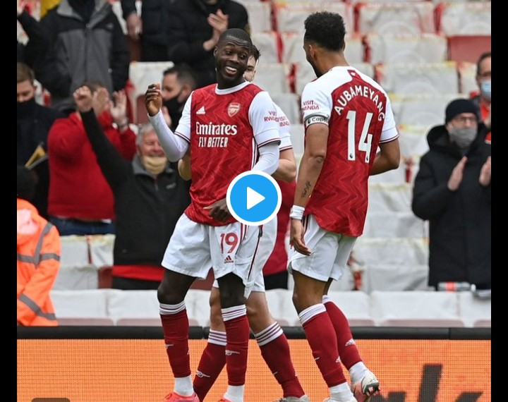 [Watch Video] Pepe finished the season by quieting some of the doubters 🤫