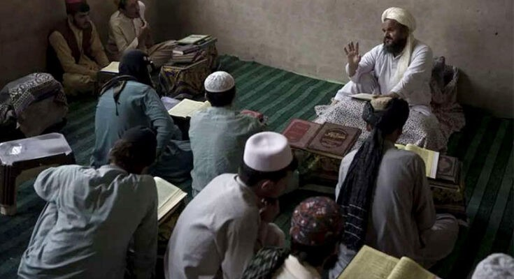 Modern studies are less important than madrasa education