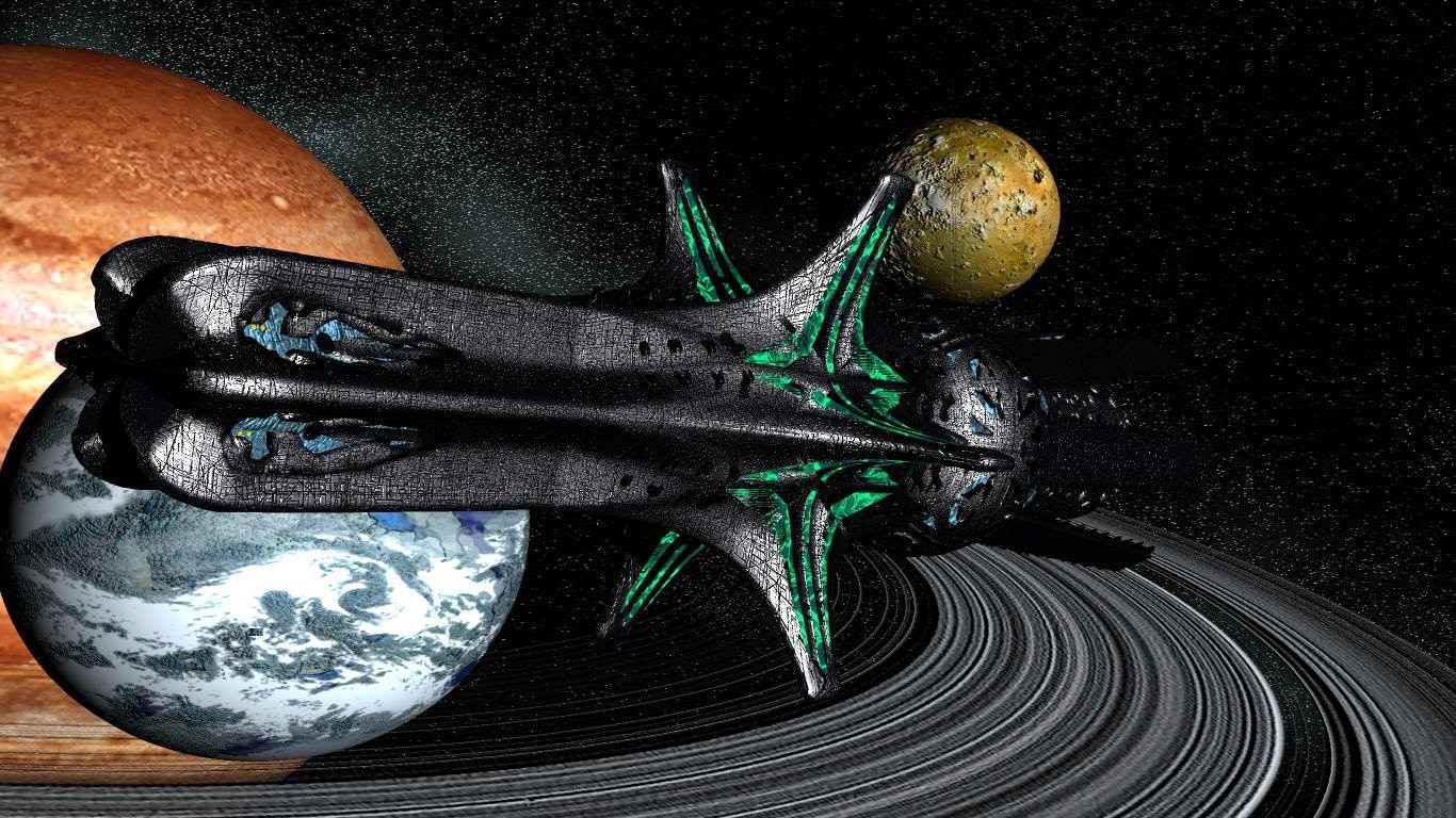 The Largest Ships in Science Fiction - Brandon Weigel - Medium
