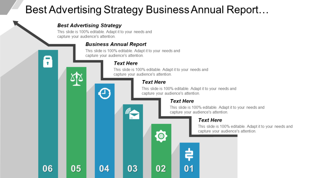 Business Advertising Strategy PPT