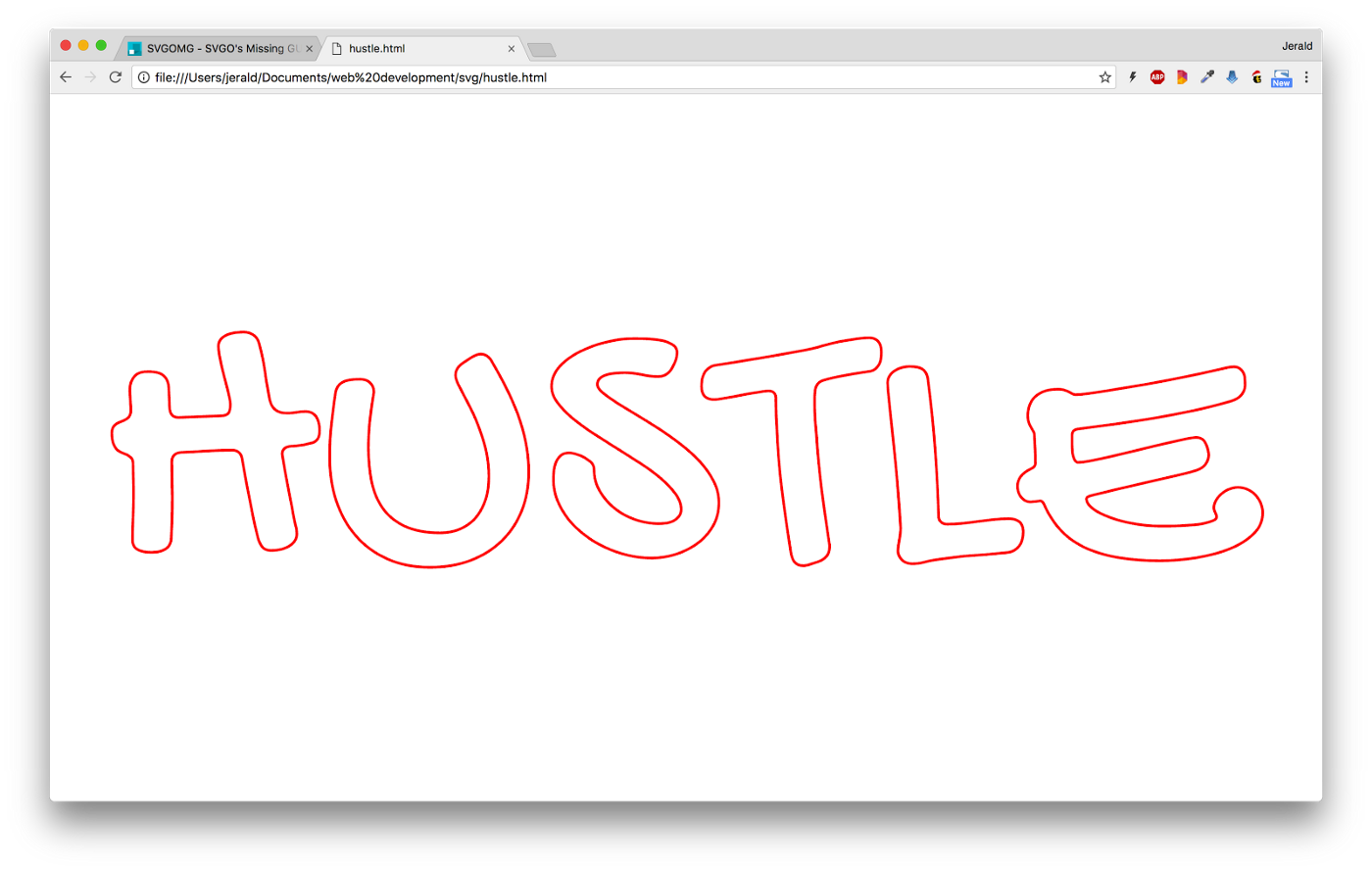 The Ultimate Guide to Animating Drawn Text in HTML with CSS, no