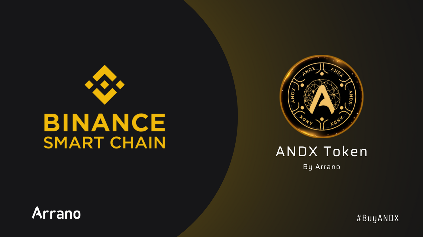 Steps to add ANDX BEP20 token to Metamask and TrustWallet. Arrano Network ANDX is now issued on Binance Smart Chain and the swap bridge will begin soon.