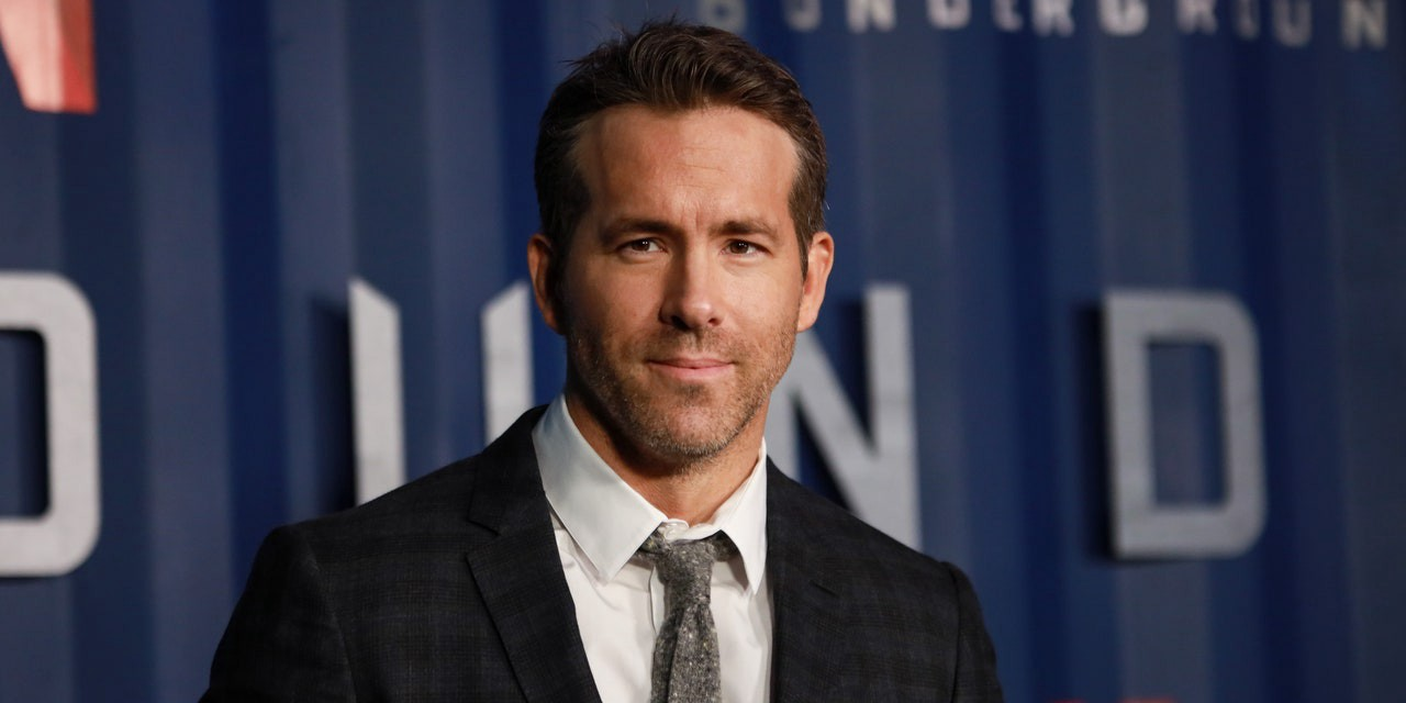 Ryan Reynolds Talks Candidly About His 'Lifelong Pal, Anxiety'—See the Post