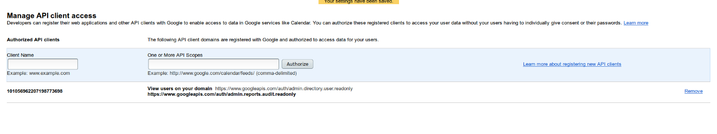 Consuming and validating GSuites Audit Push notification on AppEngine
