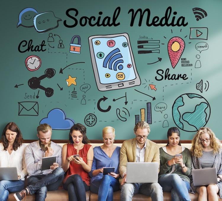 Getting downloads and marketing your app effectively through social media