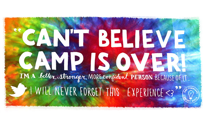Coming in July…Smart Girls Summer Camp Online! - Amy Poehler's Smart