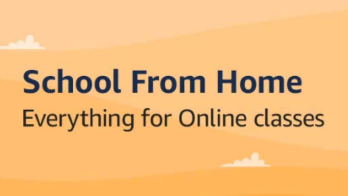 Amazon School From Home