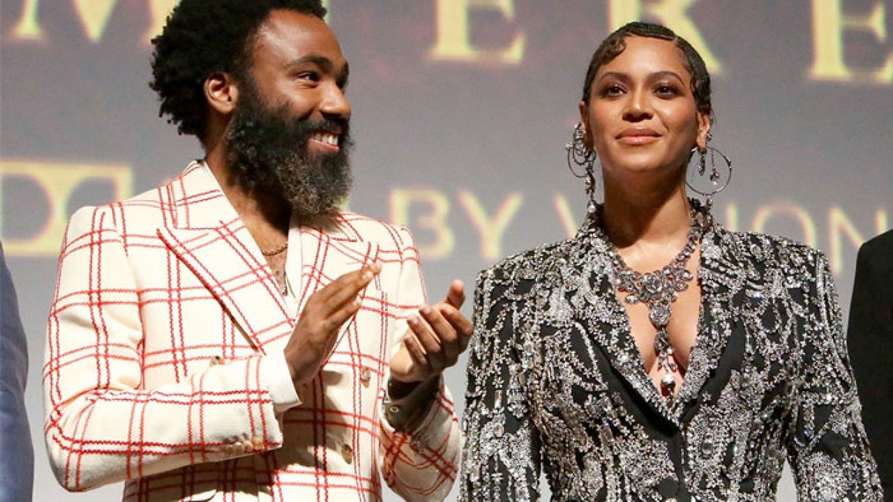 DOWNLOAD MP3: Beyonce & Donald Glover Duet — Can You Feel The Love