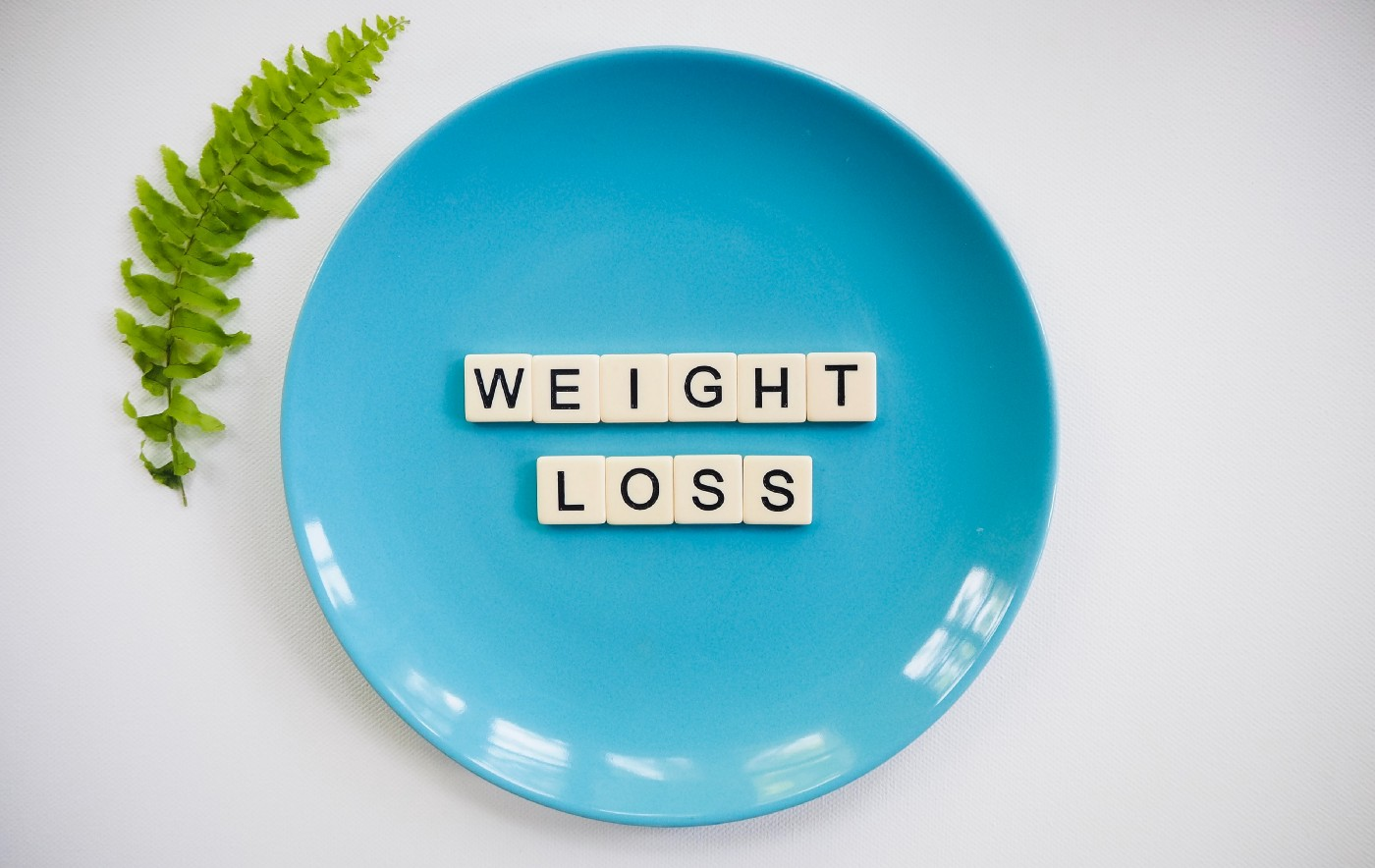 Image Of Clearly Written Word Weight Loss