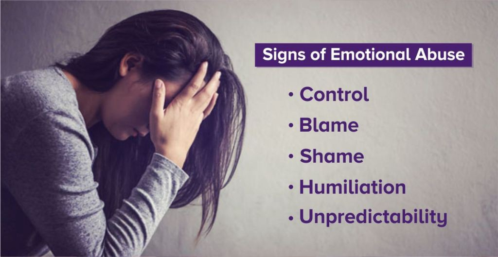 What is the definition of emotional abuse by The Truly Wealthy