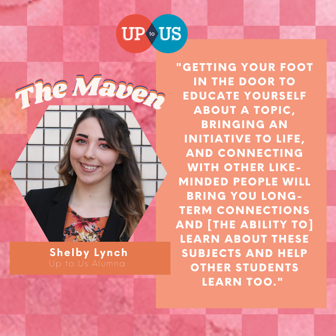 Civic Personalities in the Real World: Shelby Lynch | Up to Us
