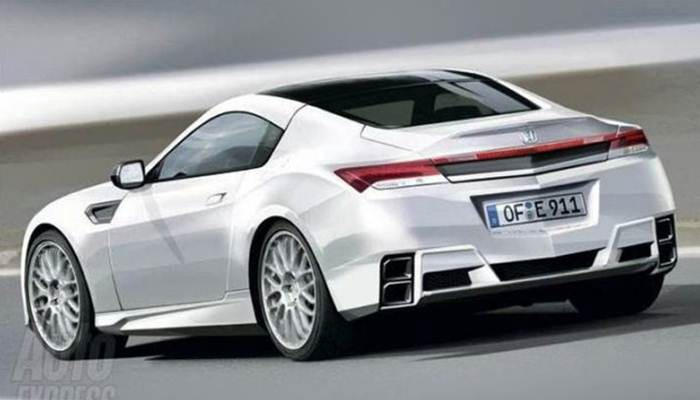 2021 Honda Prelude Redesign and Price