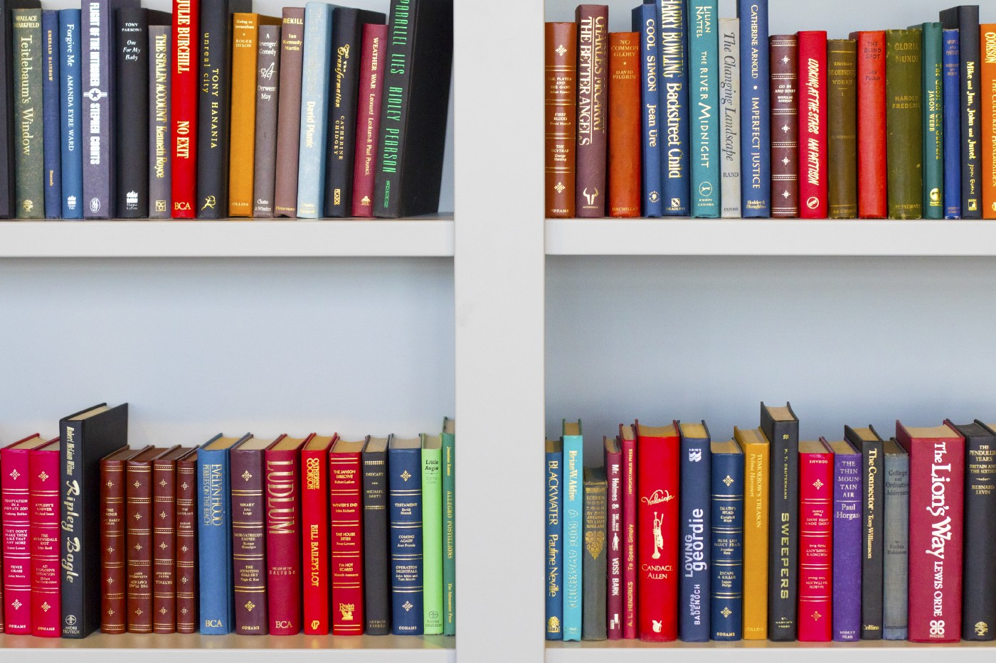 Books photo by Nick Fewings on Unsplash
