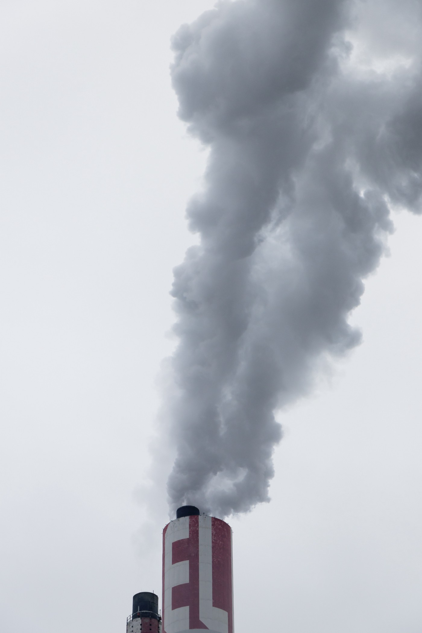 This is a picture of a smokestack.