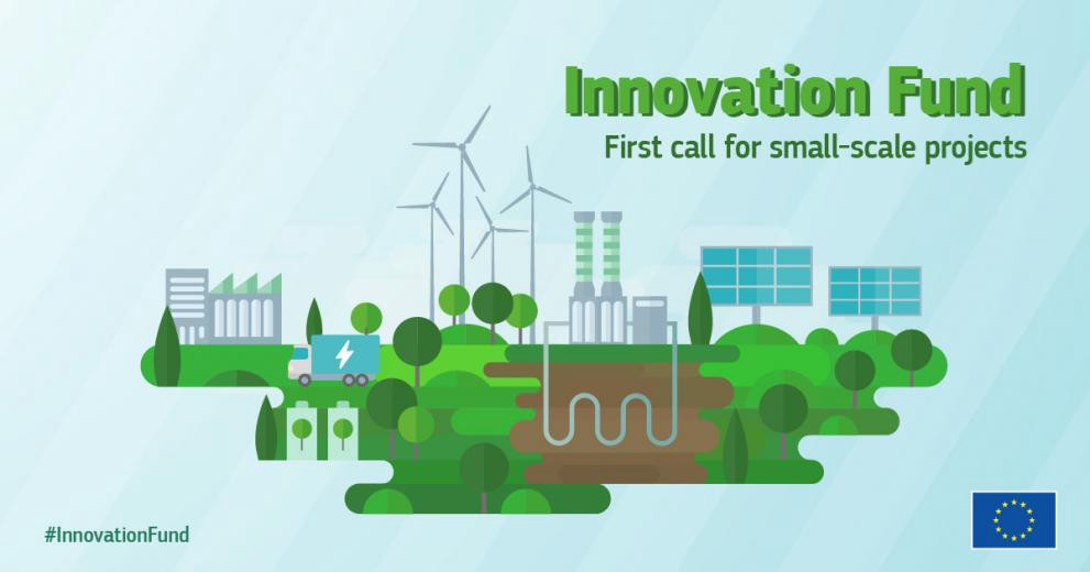EU invests in innovative climate-orientated tech projects