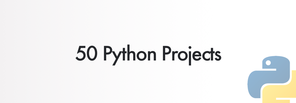 50 Popular Python open-source projects on GitHub in 2018