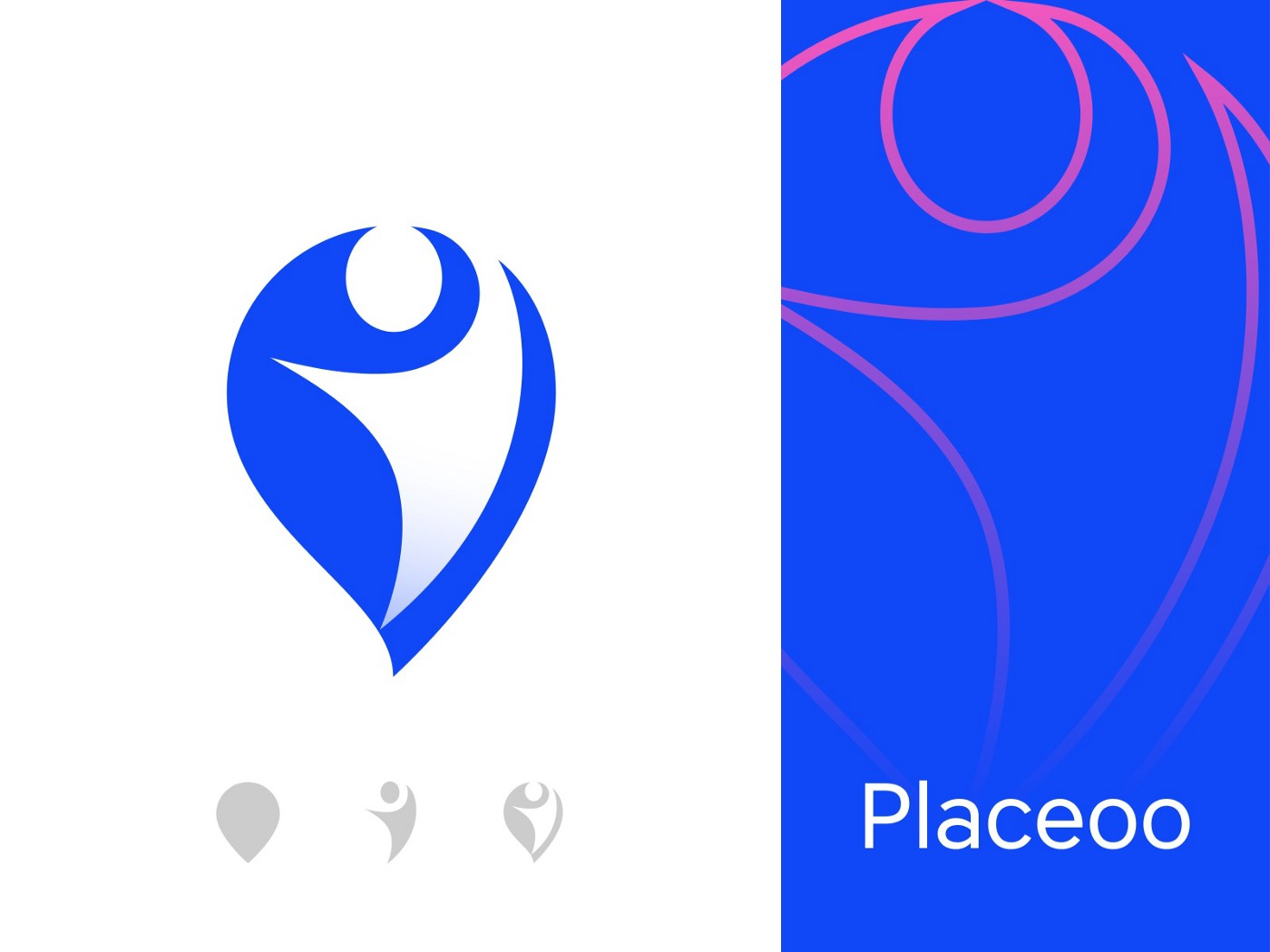 Placeoo Logo Design