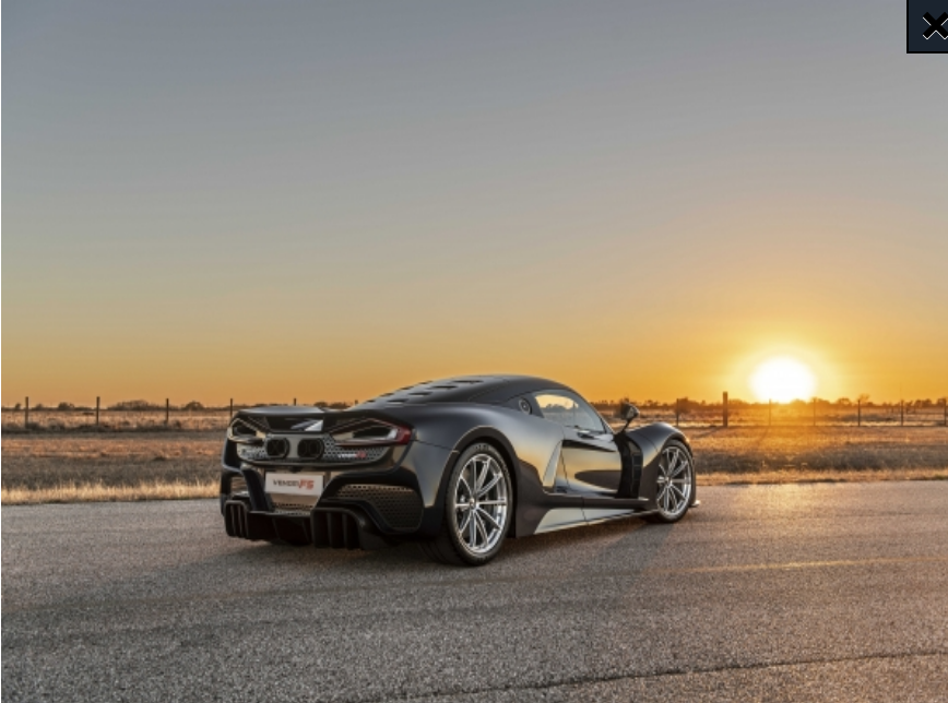 Hennessey celebrates 30 years of making fast cars faster
