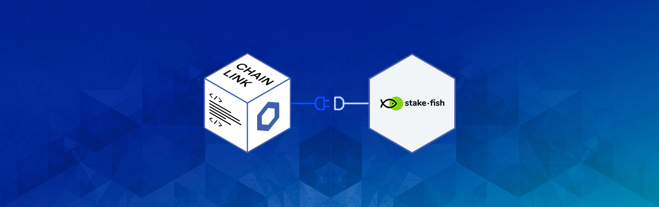 stake fish is now a Chainlink Node operator - stake fish - Medium