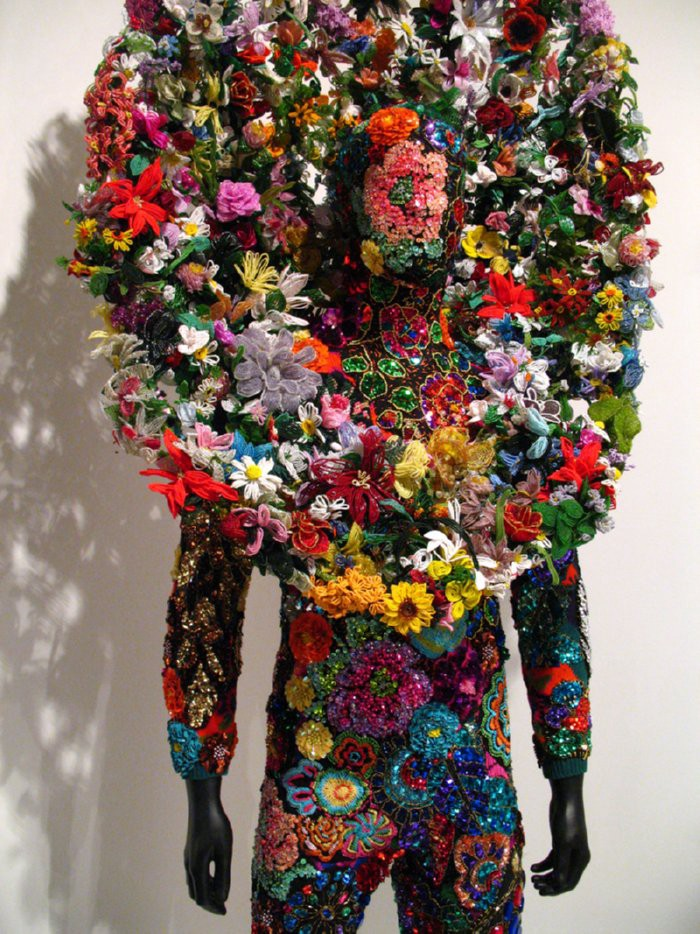 Nick Cave, Sound Suits, Mixed media,2019