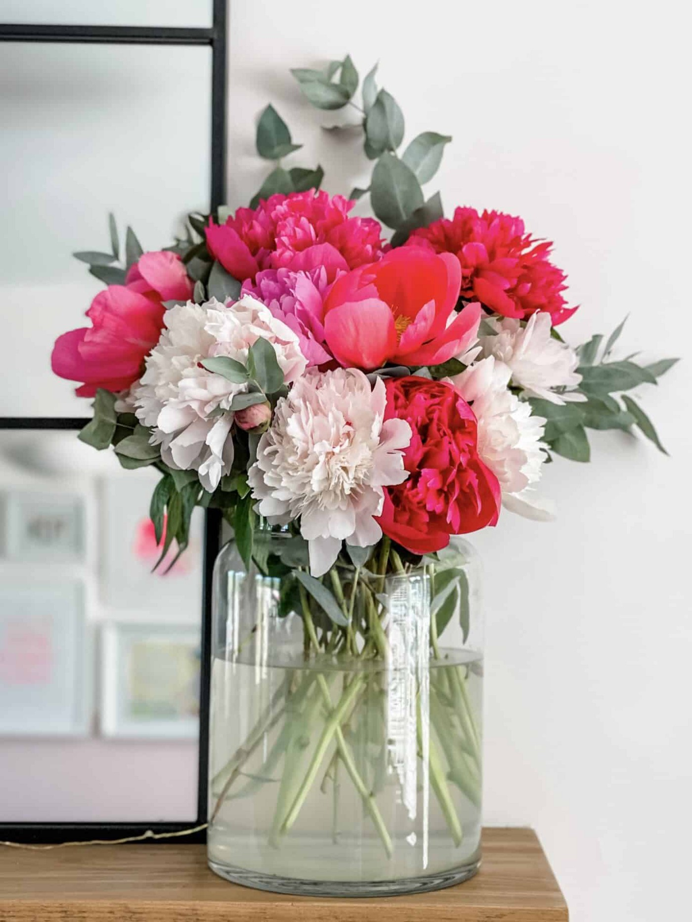Day six of ethical and sustainable peonies