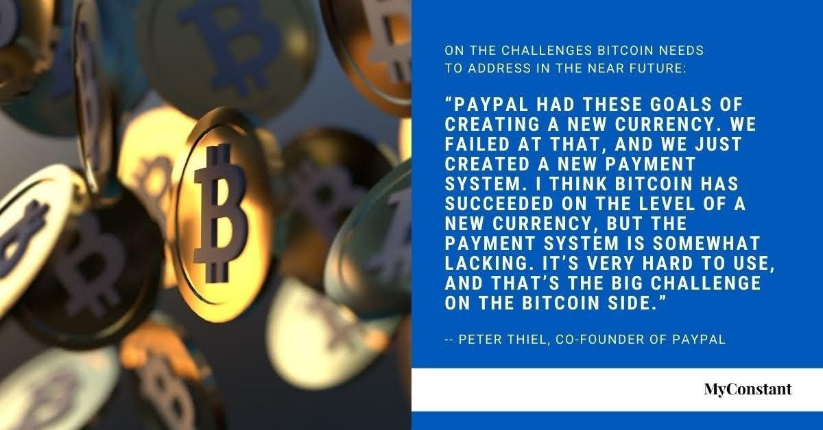 What happened to cryptocurrency in 2020 is undoubtedly exciting, but industry leaders also recognize the need to address chal