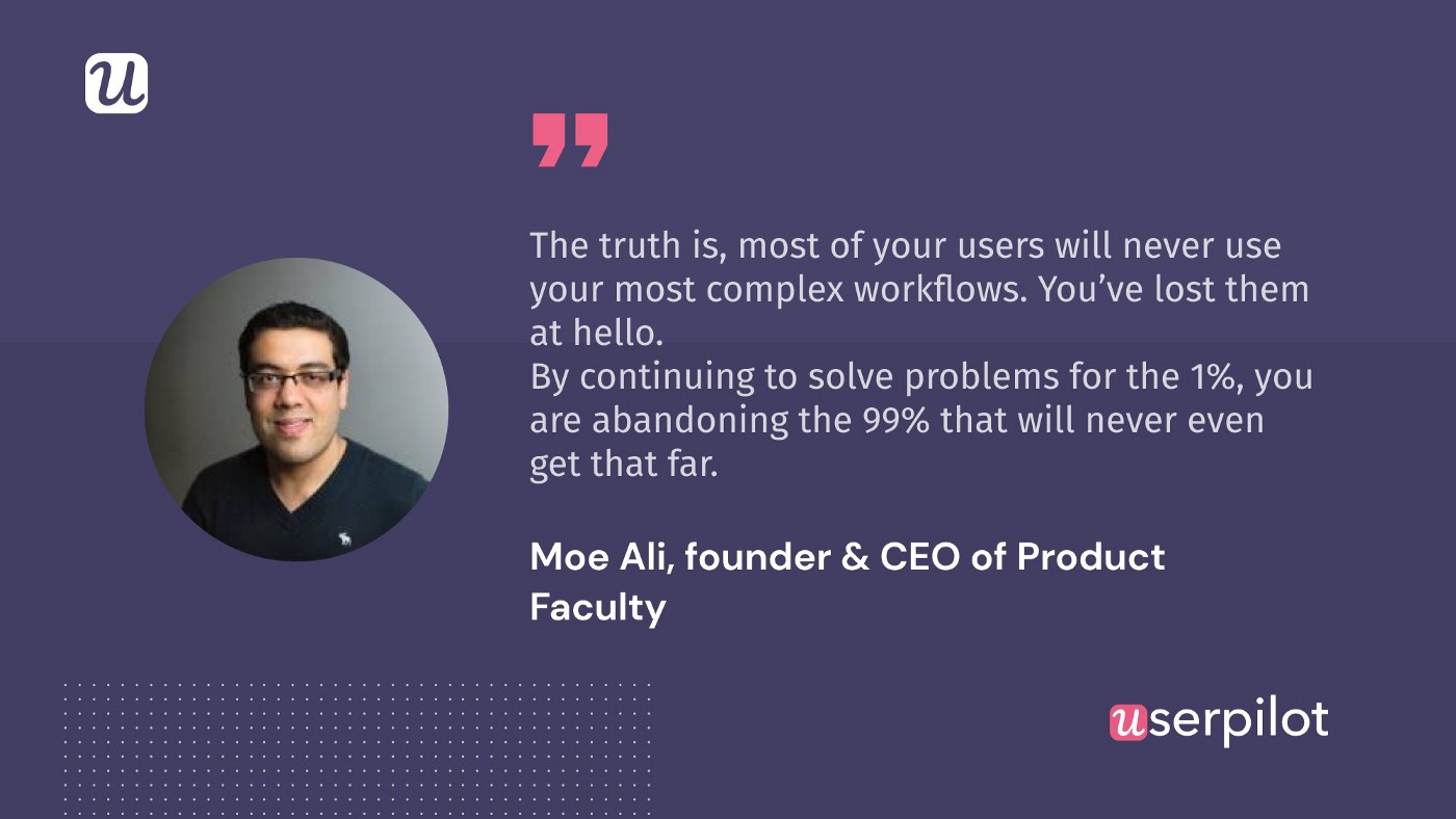 Moe Ali CEO founder Product Faculty