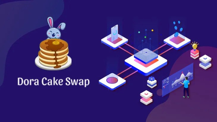 Dora Cake Swap Ready to Launch a Top DEX Exchange & Swapping Mechanism