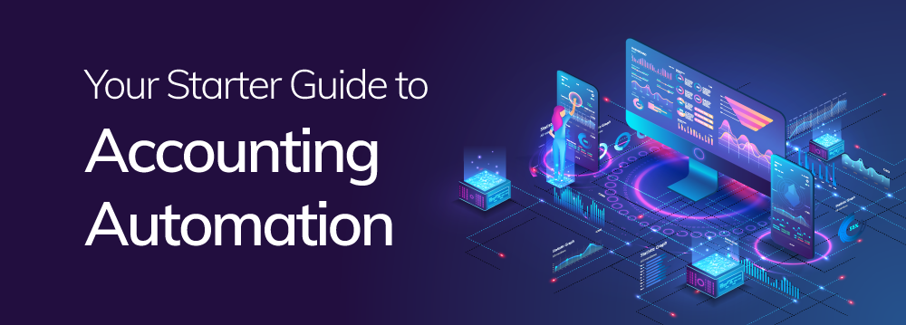 Your starter guide to accounting automation