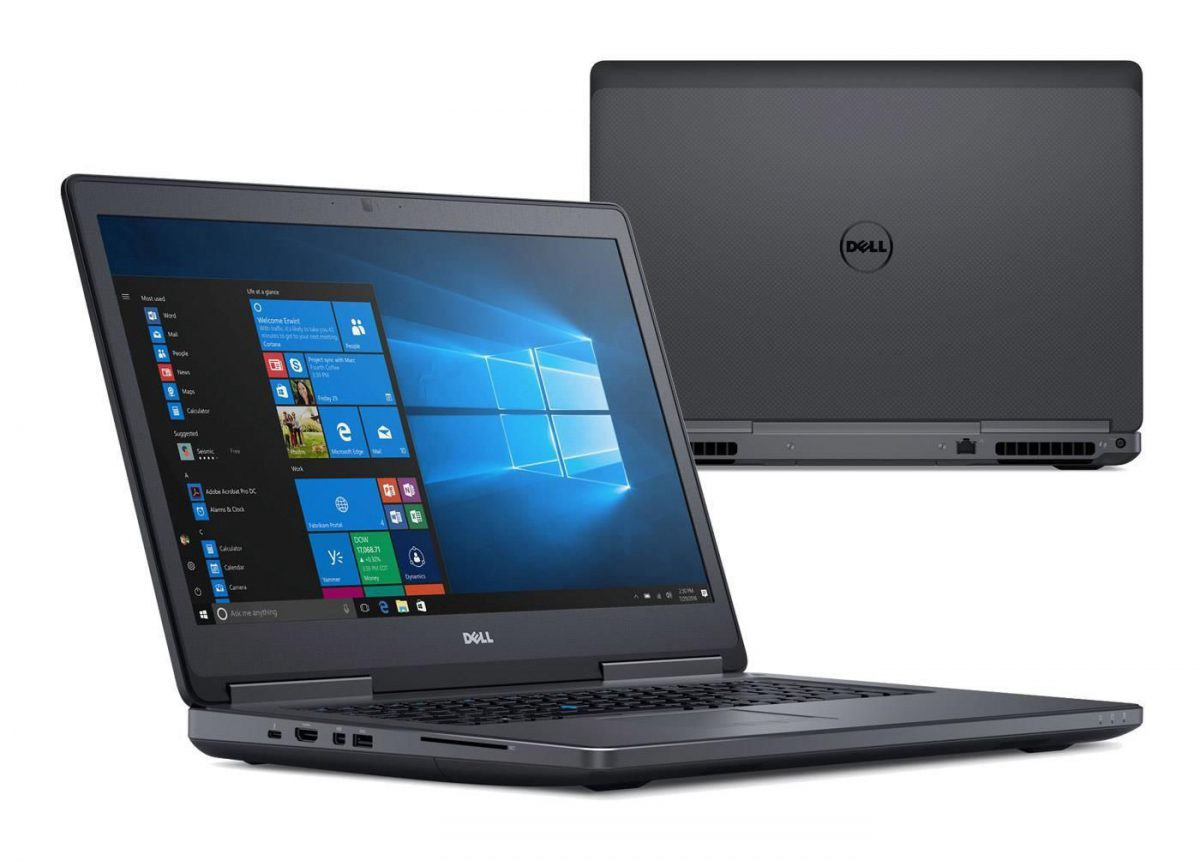 Product Review: Dell Precision 7720 Mobile Workstation