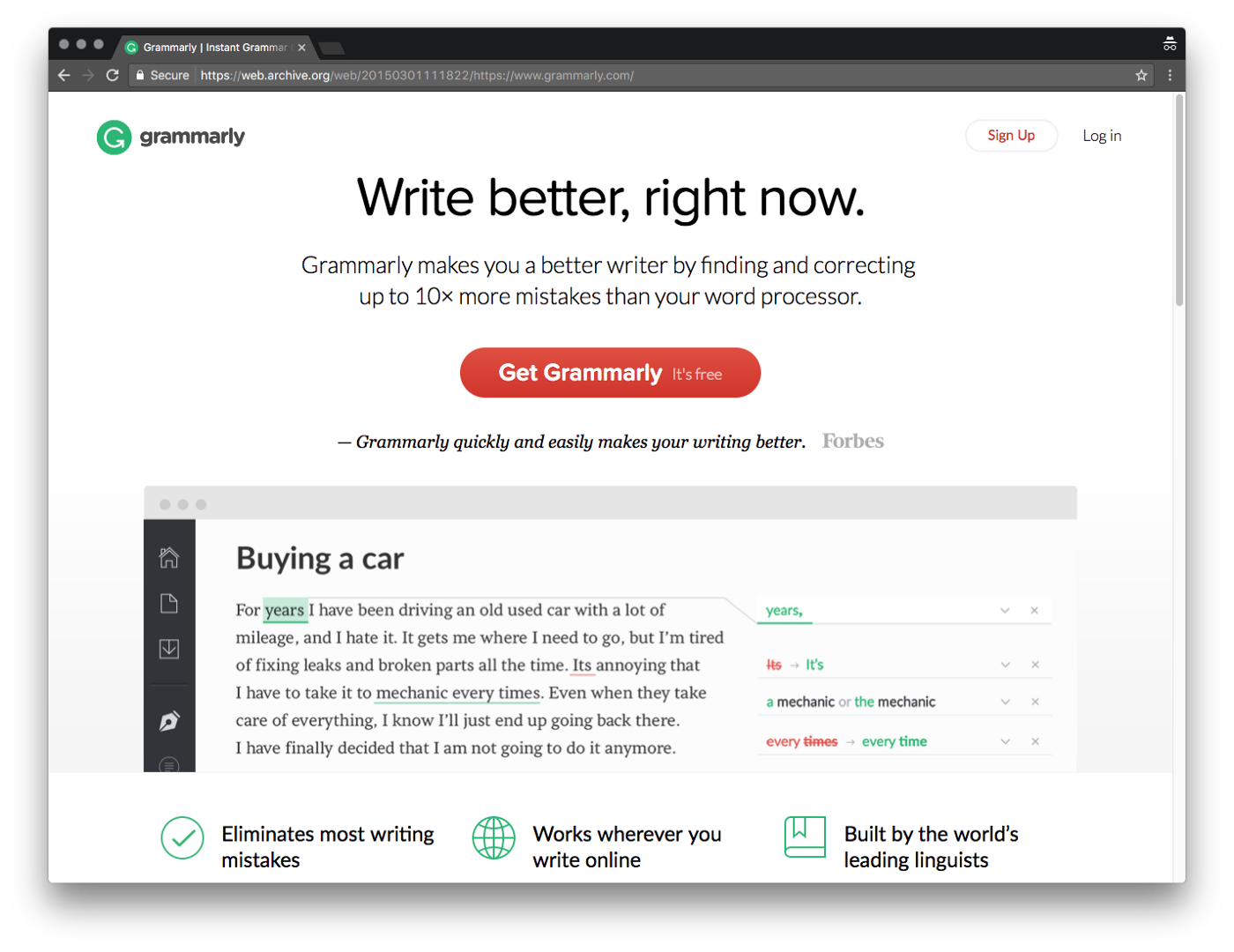 Whats The Purpose Of Balancing Or Monitoring Your Checking Account >> How Grammarly Quietly Grew Its Way To 6 9 Million Daily Users In 9 Years