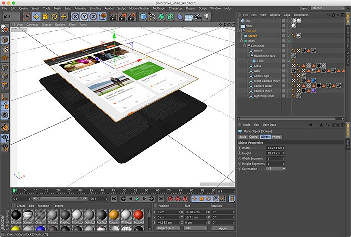 Make Better UI Device Mockups with After Effects - Perficient