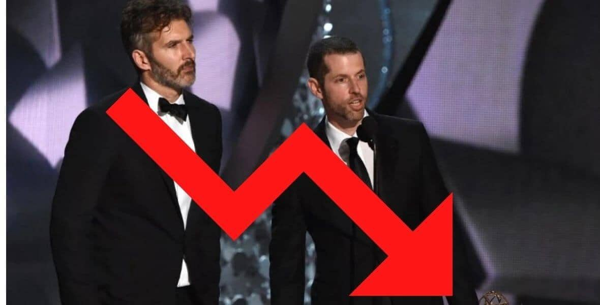 The Great Downfall Of GOT Makers David Benioff And Dan Weiss