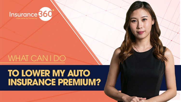 What Can I Do To Lower My Auto Insurance Premium