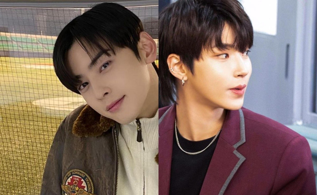 Cha Eun Woo and Hwang In Yeob: sexier than ever