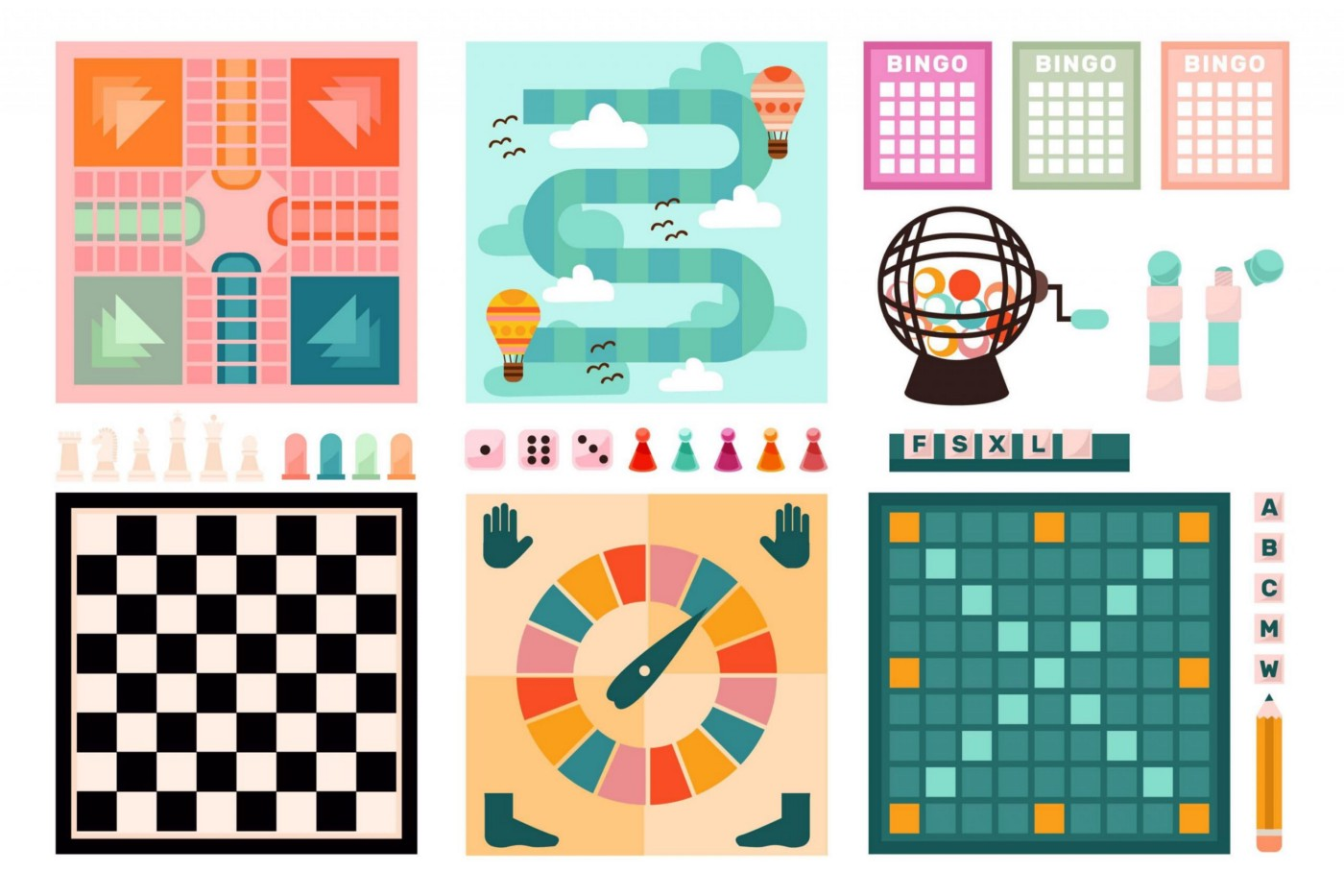 6 Ways Playing Board Games May Help Children Learn to Follow Rules