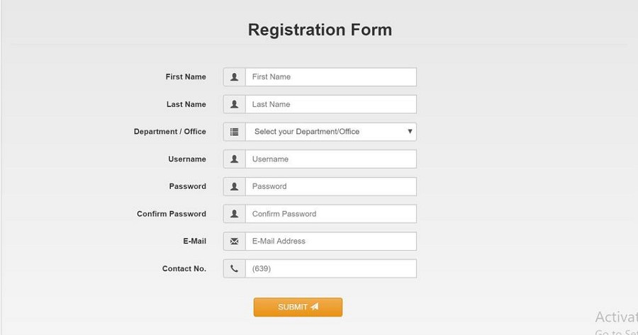 50 Best Free Bootstrap Form Templates & Examples in 2019